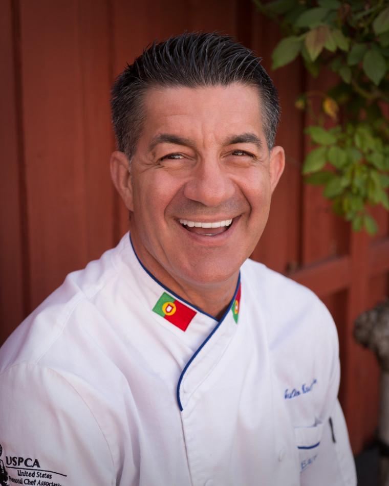 European Personal Chef Julio Nascimento